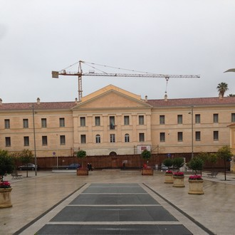 Ex Ospedale Civile Sassari