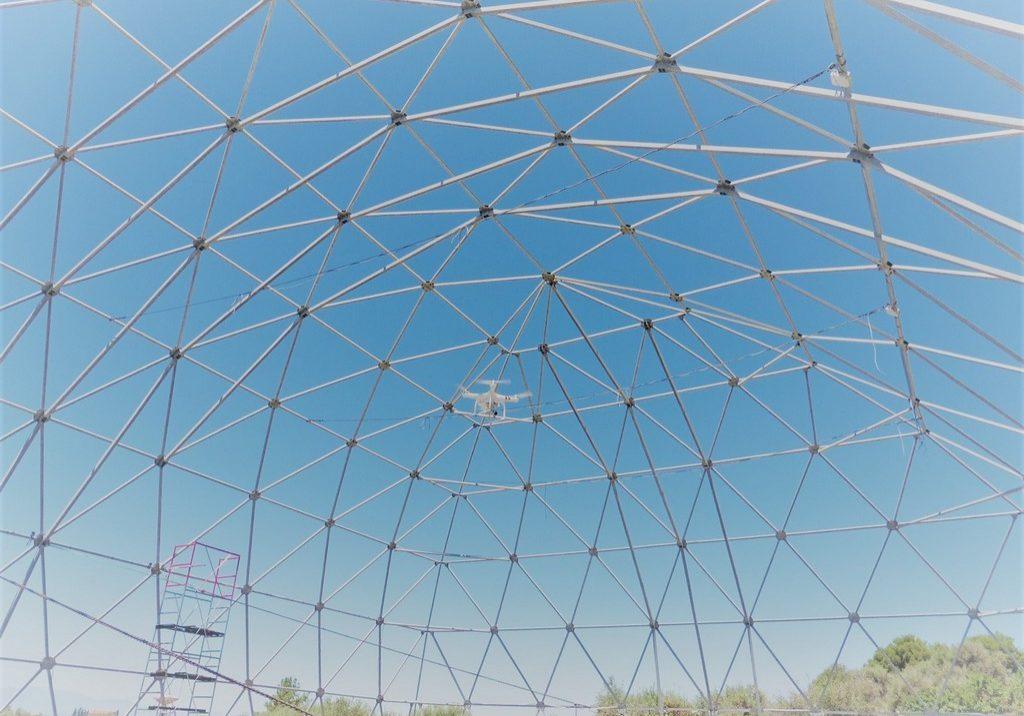 Ispezione con Drone